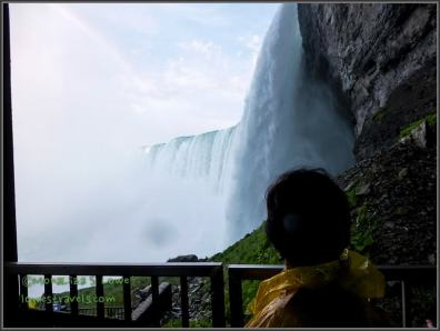Journey Behind the Falls-