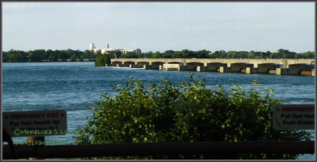 International Control Dam