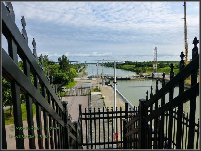 Lock 3, Welland Canal
