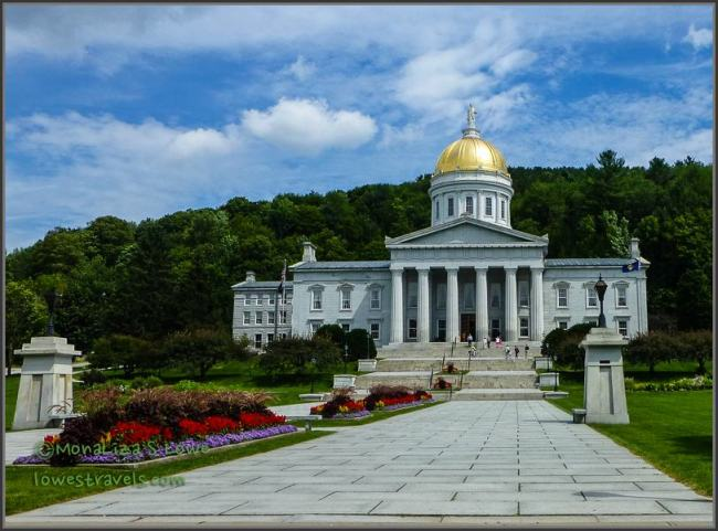 Montpelier State House, VT