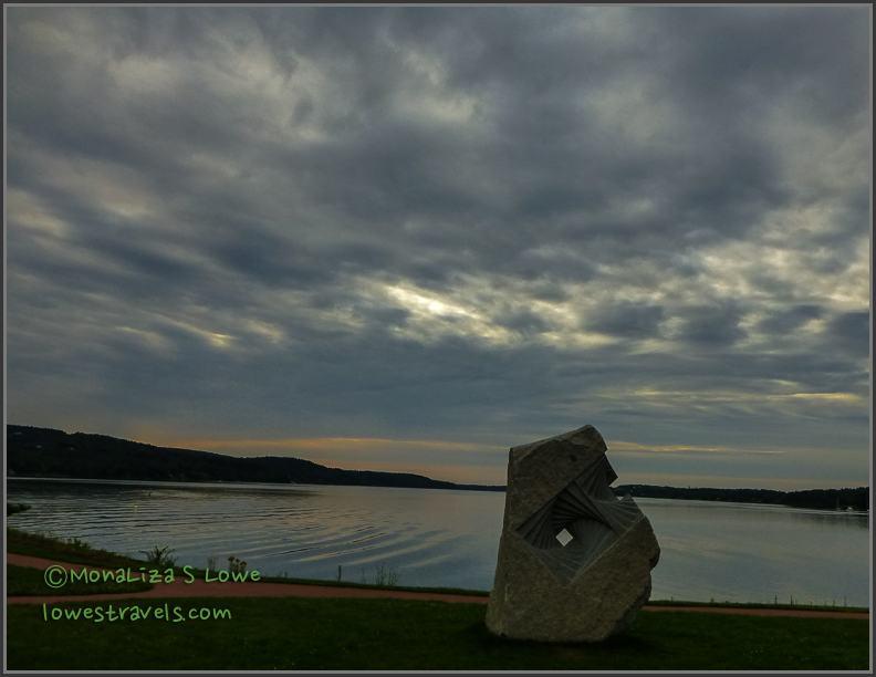 Sunrise at Hardings Point