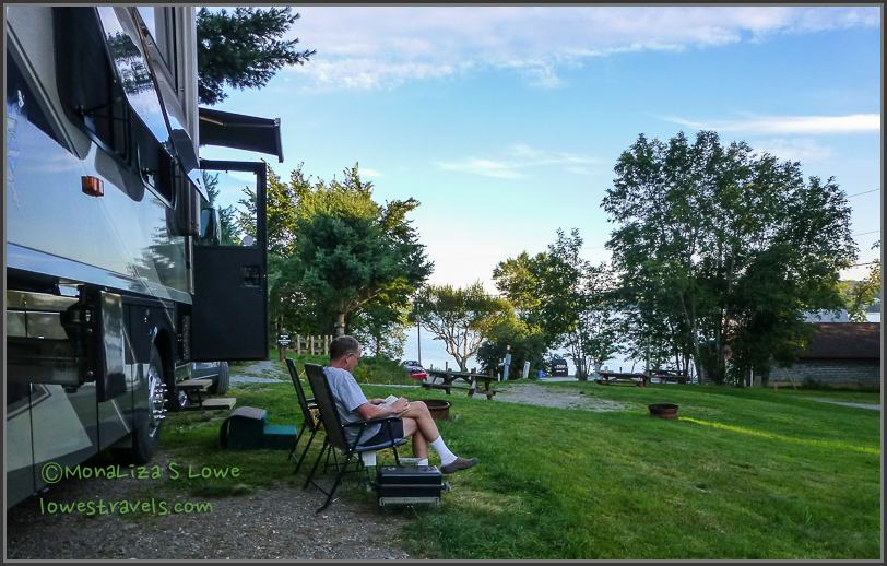 Hardings Point Campground