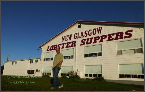 Lobster suppers - yum!