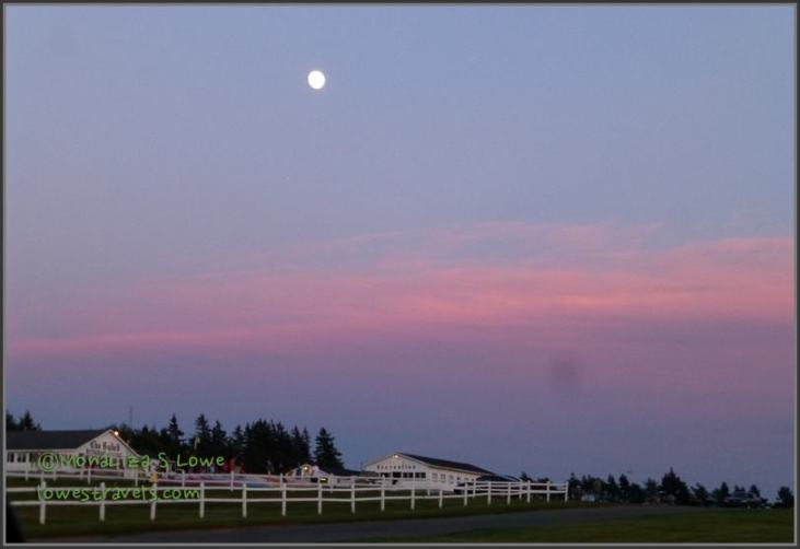 PEI Moonrise
