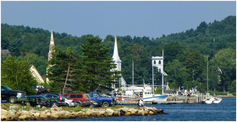 Three Churches, Mahoney Bay