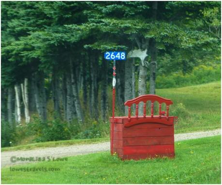 Recycle Bin, Cabot Trail