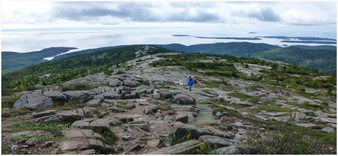 Cadillac Mountain South Trail