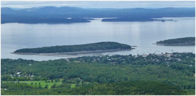 Bar Island, Bar Harbor, Acadia National Park