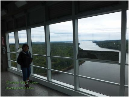 Penobscot Narrows Bridge Observatory