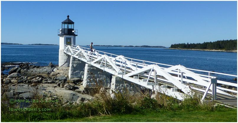 Marshall Point Light 1858