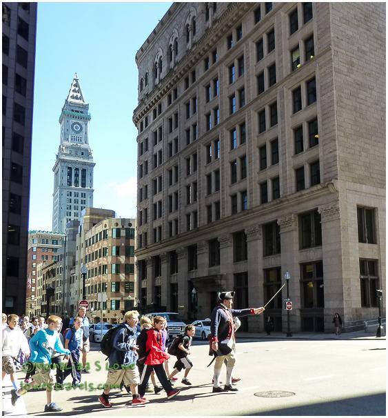 State Street, Boston