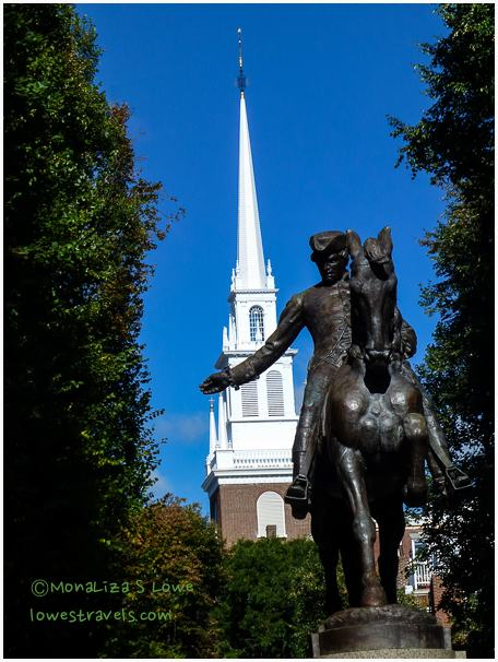 Old North Church and