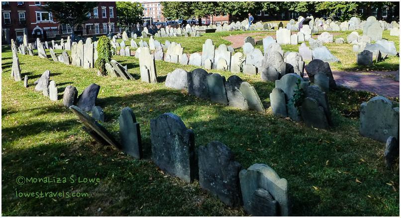 Copps' Hill Cemetery