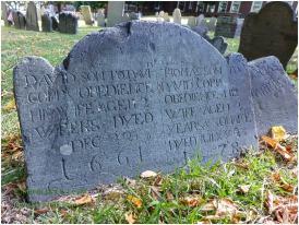 Copp's Hill Cemetery