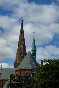 Three Steeples, Boston