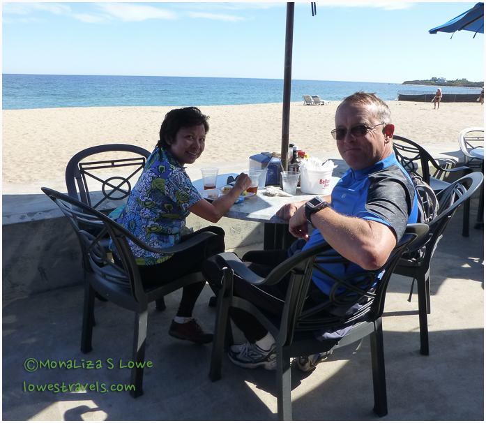 Ballards Beach