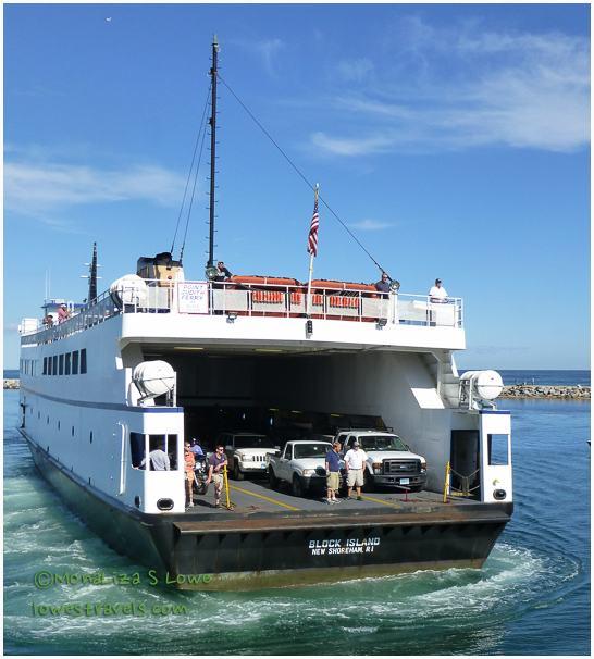 BI Traditional Ferry