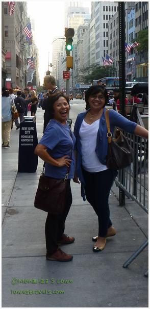 Rosana and I