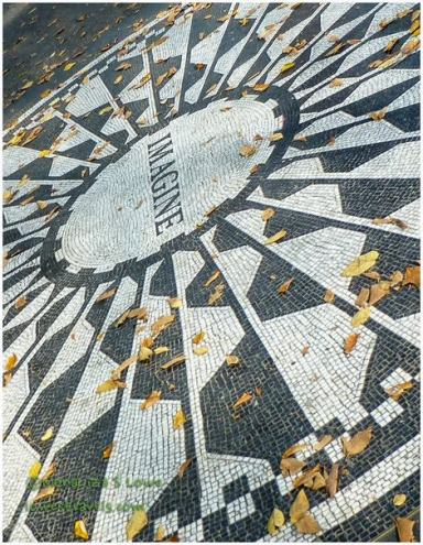 Strawberry Field Mosaic