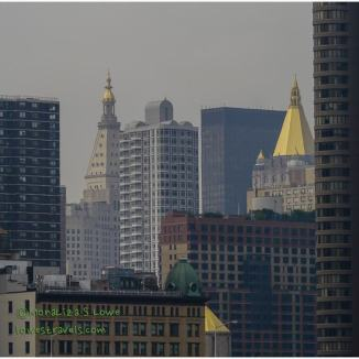 Gold rooftops