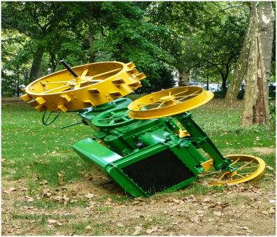 ohn Deere Tractor