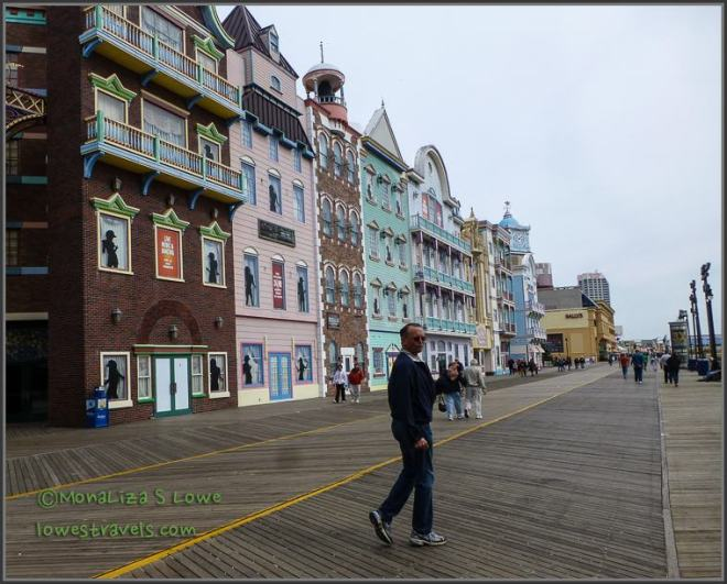 Casinos along the Boardwalk