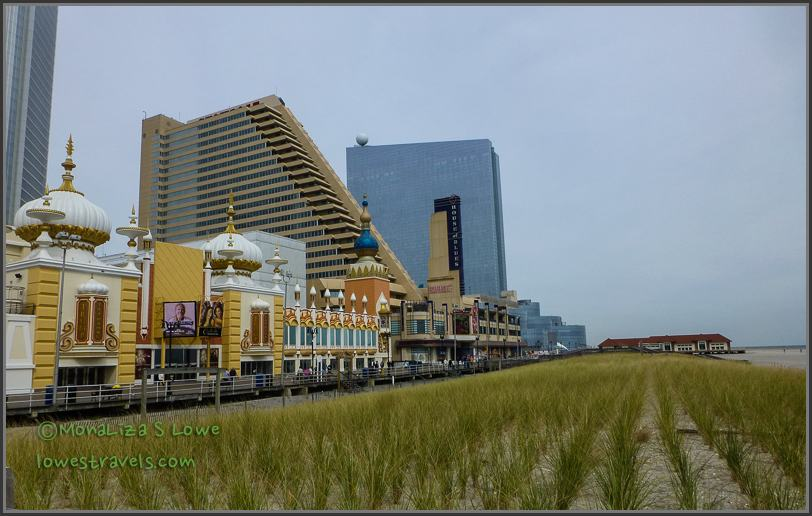 Seaside Casinos, Atlantic City