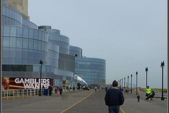 Revel Hotel Casino, Atlantic City Boardwalk