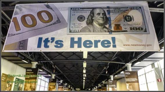 New One Hundred Dollar Bill