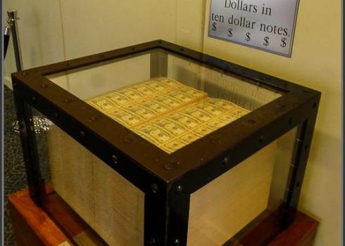One Million Dollar in Ten Dollar Notes