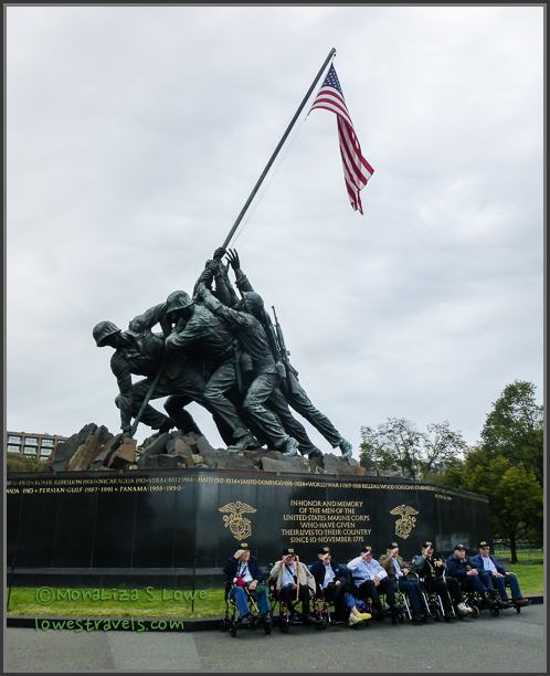 US Marine Corp  War Memorial