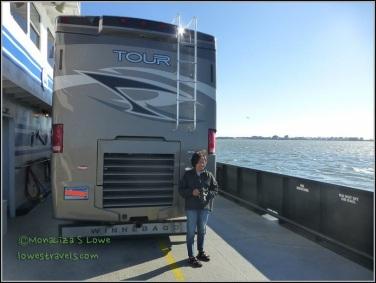 Hatterras to Ocracoke