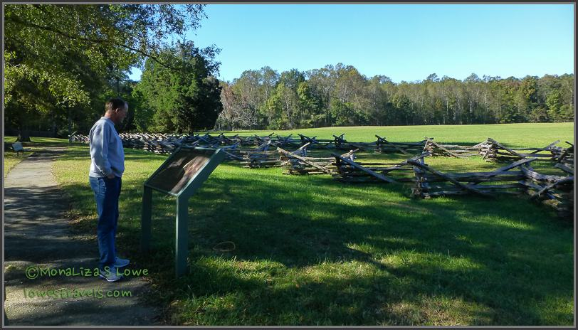 Surrender Field, Battlefield Yorktown