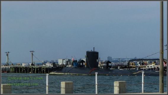 Navy Submarine
