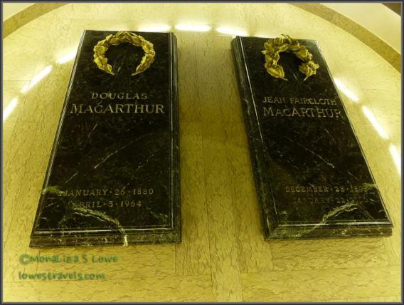 MacArthurs Tomb