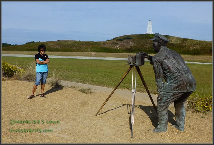 Wright Brothers Memorial Monument