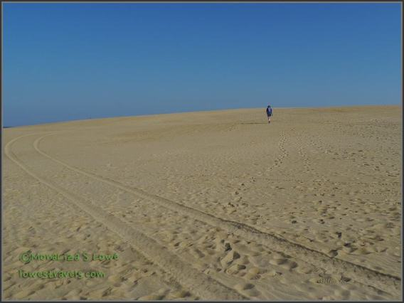 Jockey's Ridge State Park, Sand Dunes