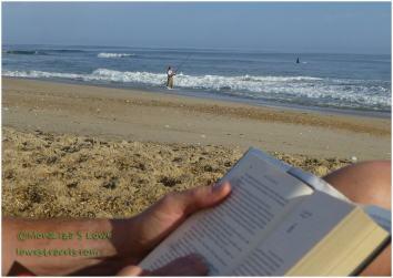 Nice background noise while reading