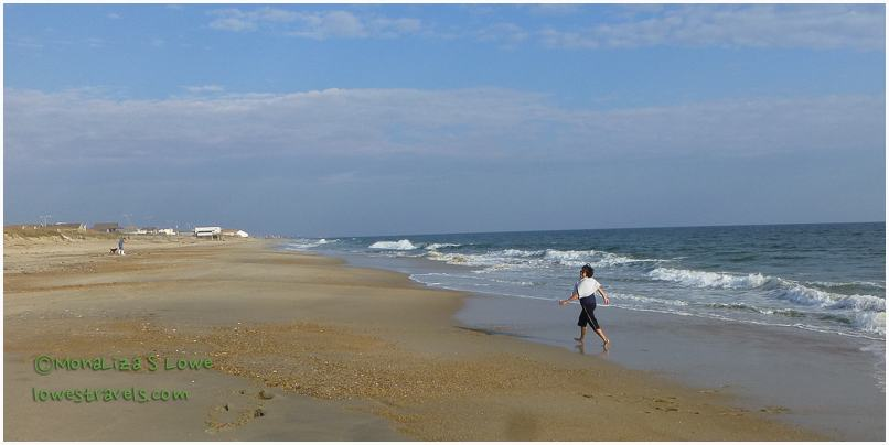 Kitty Hawk Beach