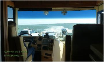 Hatterras to Ocracoke Ferry