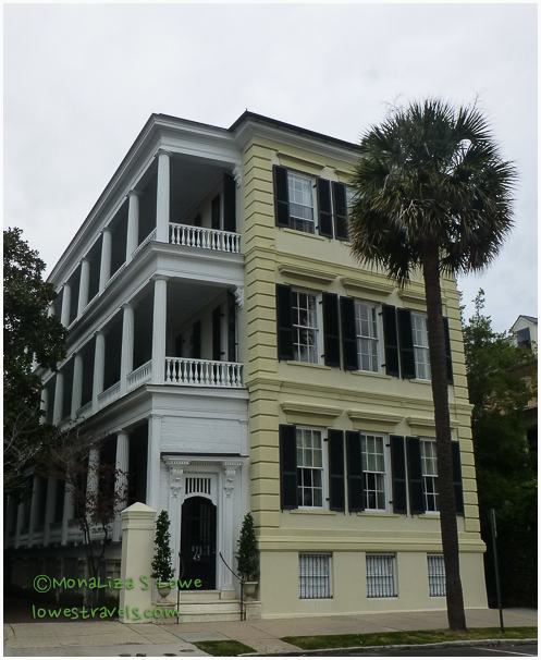 Charleston Single House