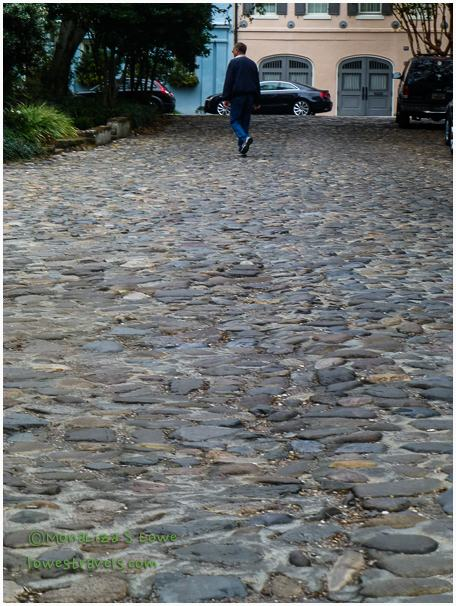 Cobblestones Street