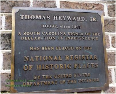 Thomas Heyward Jr