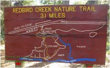 Redbird Creek Nature Trail