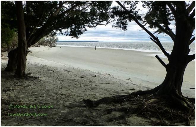 St Andrews Beach, Jekyll Island, GA