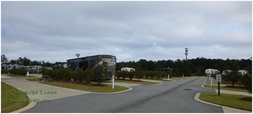 Coastal GA RV PArk, GA