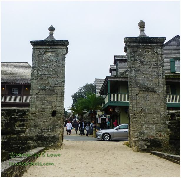 Old City Gate, St Augustine