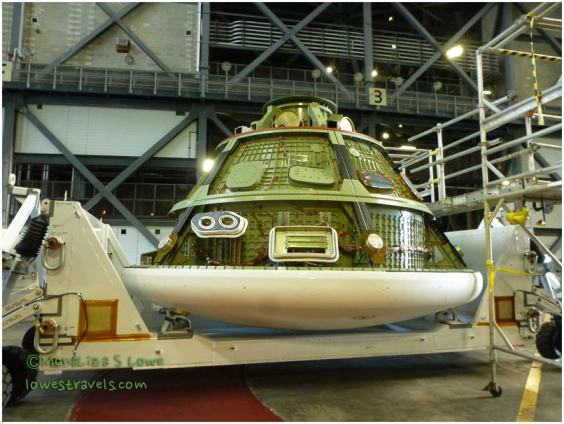 Orion Multi-purpose Crew Vehicle