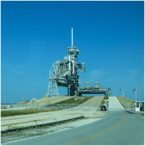 Launch Pad 39B