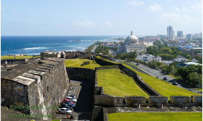 Castillo San Cristobal, San Juan Puerto Rico